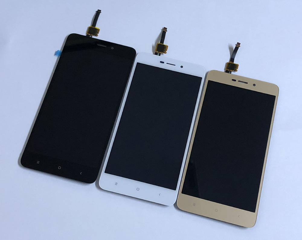 100% Test for Xiaomi Redmi 4A Full Touch Screen Digitizer Sensor Glass + LCD Display Monitor Panel Module Assembly100% Test for Xiaomi Redmi 4A Full Touch Screen Digitizer Sensor Glass + LCD Display Monitor Panel Module Assembly