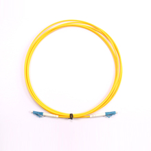 10 sztuk/worek LC UPC 3M Simplex tryb światłowodowy kabel krosowy LC UPC 2.0mm lub 3.0mm włókien światłowodowych FTTH kabel jumper darmowa wysyłka