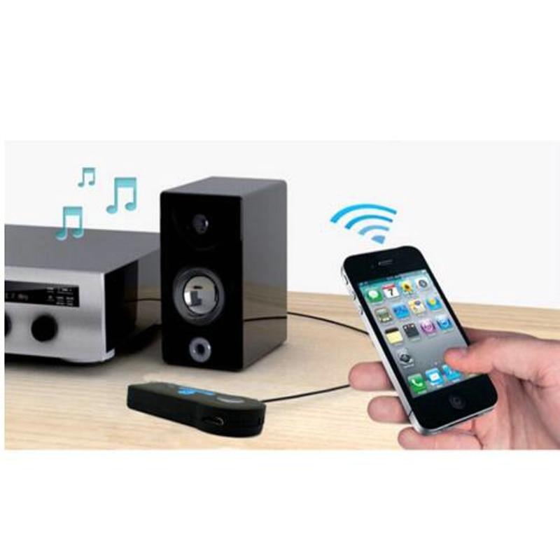 Dehyaton 3.5 MM Jack Seal Bluetooth Bluetooth AUX receptor de música - Audio y video portátil - foto 5
