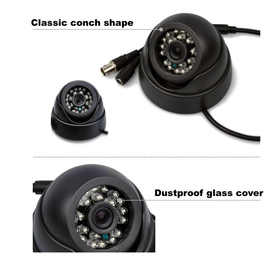 Dome CCTV Camera D61BC7-32 8-1