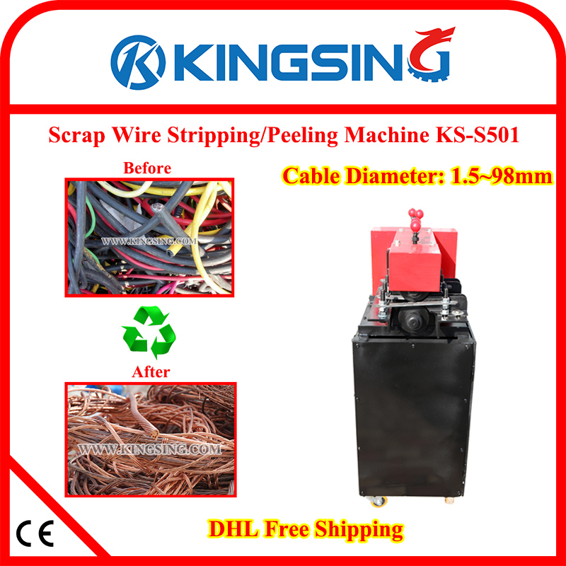 Automatic Copper Wire Stripping And Recycling Machine Scrap Cable Peeling: Automotive Wiring Harness Clips With Scrap At Jornalmilenio.com