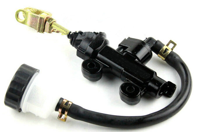 Red brake parts moto performance pump motorcycle refires oil cup front Cylinder pumps