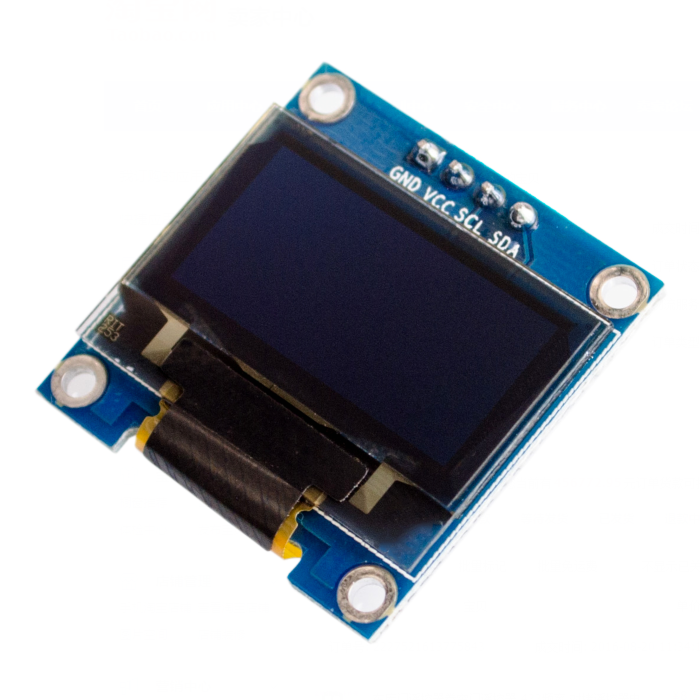 buy blue or white 128x64 inch oled lcd led display module for arduino. Black Bedroom Furniture Sets. Home Design Ideas