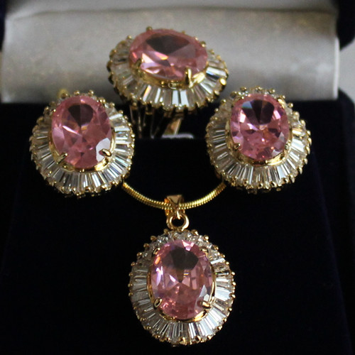 Jewelry-Set Dance-Engagement-Xdttujtyi New-Beautiful Retro-Style Noble-Hot-Sell Lady
