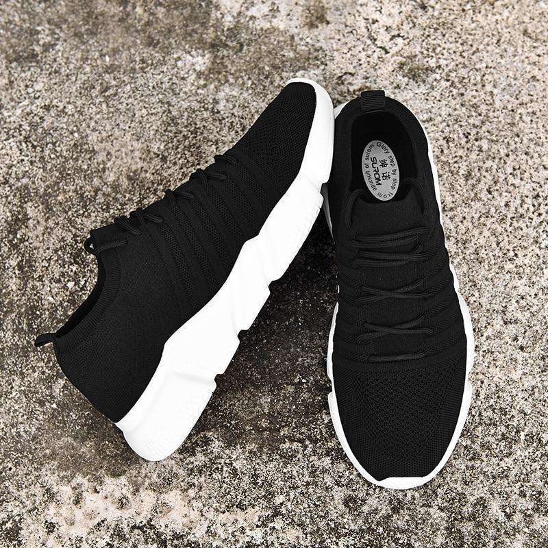 Zapatos casuales para hombre, tejidos, transpirables, zapatos para hombre, zapatos para hombre, Zapatillas para hombre-in Zapatos náuticos from zapatos on AliExpress - 11.11_Double 11_Singles' Day 1