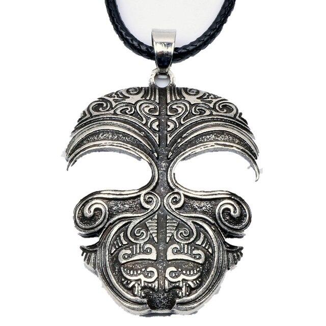 Pikorua necklace pendant maori twist symbol mask manaia koru tribal pikorua necklace pendant maori twist symbol mask manaia koru tribal new zealand gift for men women aloadofball Choice Image