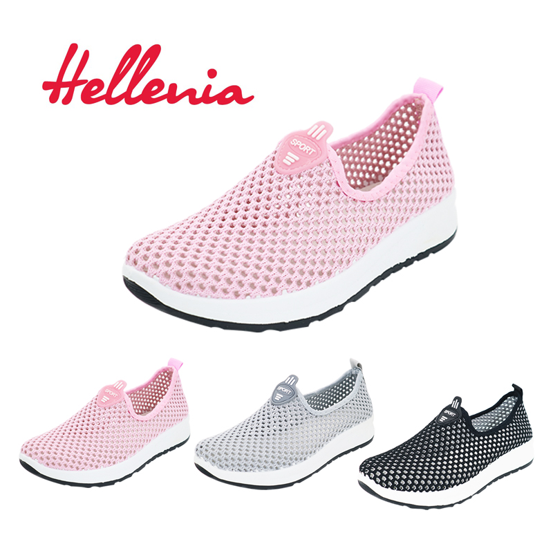 Helleniagirls lichte flats walking meisjes schoenen lente zomer mode - Kinderschoenen - Foto 2