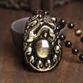 Natural Jin Yaoshi puzzle bobble the mythical wild animal pendant evil act the role ofing is tasted