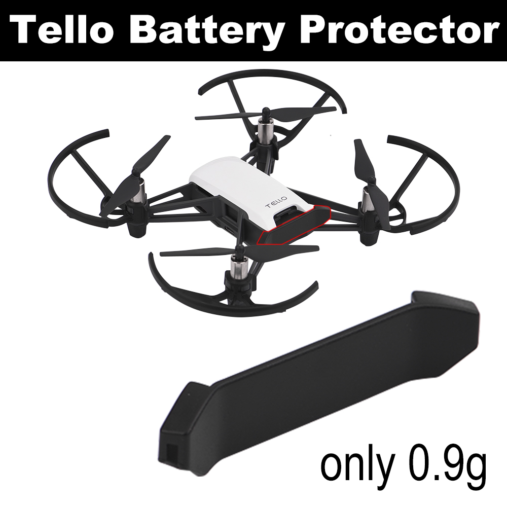 Body Battery Anti Separation Buckle Holder For DJI TELLO Drone Protector Flight Batter Protective Guard Fixer Board