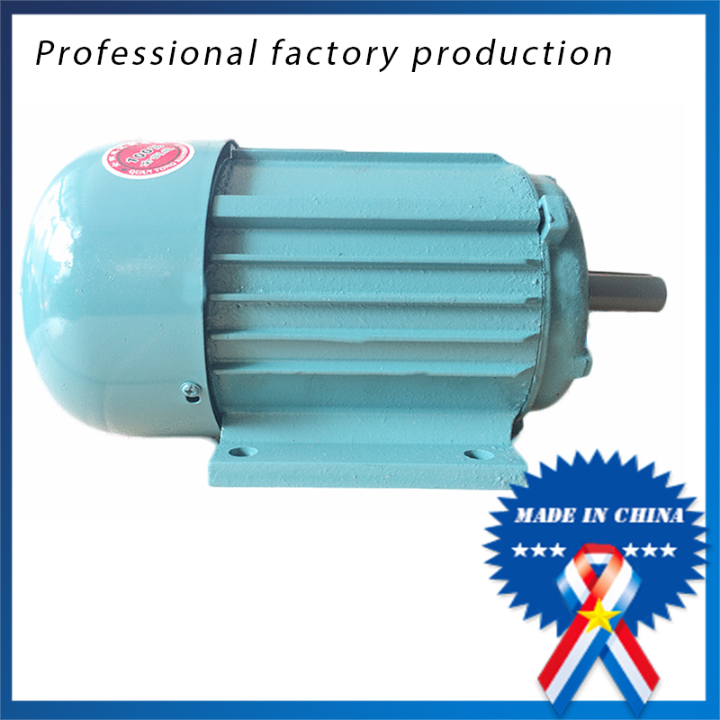 1370RPM YS 7124 Three Phase Asynchronous Motor with Large Flange for ...