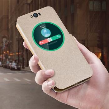 цена на Asus Zenfone Selfie Case On Asus Zenfone Selfie Zd551kl Case On Cover Luxury Flip Original PU Leather Flip Cover 5.5 Inch