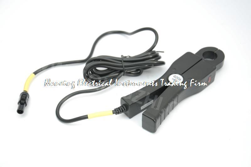 Qingzhi 8910C диапазон до 600A одиночный токовый зажим Анализатор качества электроэнергии