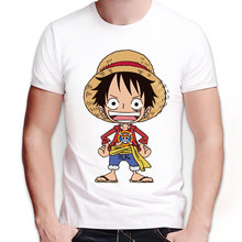 One Piece Luffy Cotton Unisex T-shirt