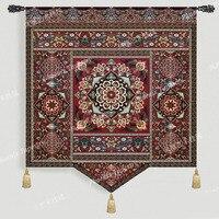 Morocco Villa Mia soft wall hanging tapestry Cotton big size 170*139cm deco Tapiz Gobelin Tapisserie Arazzo medievale H137