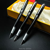pen 3pcs Picasso 916 fountain+roller pen. Ink pen. Office stationery. 0.38mm 0.5mm nib. High-end pen. Boutique gift packaging