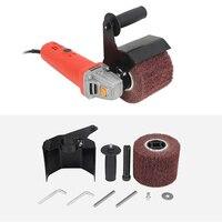 Multifuncional angle grinder ferramenta elétrica de corte metal máquina polimento ferramenta elétrica moagem madeira telha cerâmica folha