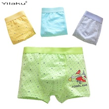 ФОТО Yilaku Boys Underwear Kids Boys Underwear Cartoon Pint Panties Set Kids Underwear Boys Lot CM004
