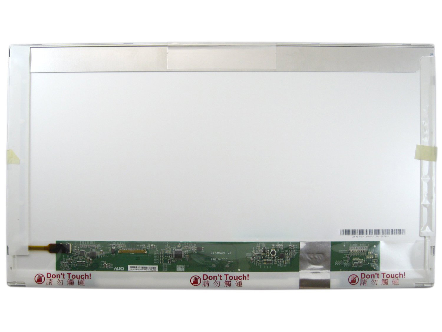 QuYing Laptop Lcd Screen for ASUS N76VZ N76VZ-DS71 N76VZ-V4G N76VZ-QH71 N76VZ-QB71 N76VZ-DH71 (17.3 inch, 1920x1080, Thick)
