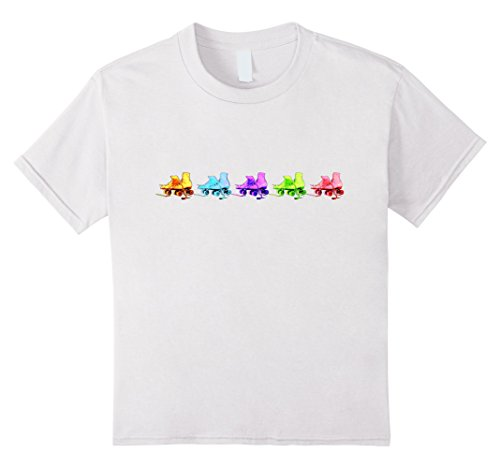 Vintage Pastel Leather Roller Derby Skates Tee Shirt Free Shipping Summer Fashion Print T-Shirts Men Top Tee Personality