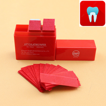 Paper-Strips Articulating Dentist-Material Teeh-Tools Dentistry-Lab-Instrument Occlusion