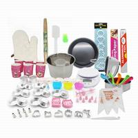 Baking Tools Set DIY Cake Biscuit Pizza Home Baking Mold Package For Beginners
