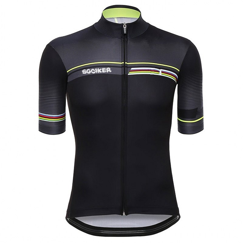SGCIKER quality jersey world champion leader rainbow cycling jerseys  quick-dry bike cloth MTB Ropa Ciclismo Bicycle maillot 667461942