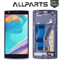 100 Tested 5 5 For OnePlus One Display Digitizer For OnePlus One LCD Display Assembly For