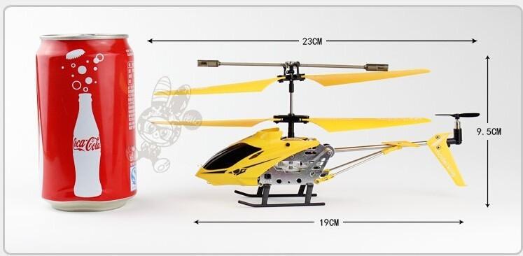 Control Helicopter korting Laatste 17