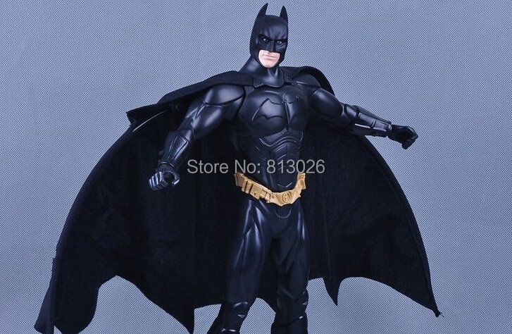 35cm Batman The Dark Knight Rises Action Figures PVC brinquedos Collection Figures toys for christmas gift With Retail box 28cm batman the dark knight action figures pvc brinquedos collection figures toys for christmas gift with retail box