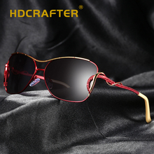 ladies sunglasses women polarized uv400 high quality female eyewear brand driving sun glasses woman vintage Gafas de sol mujer