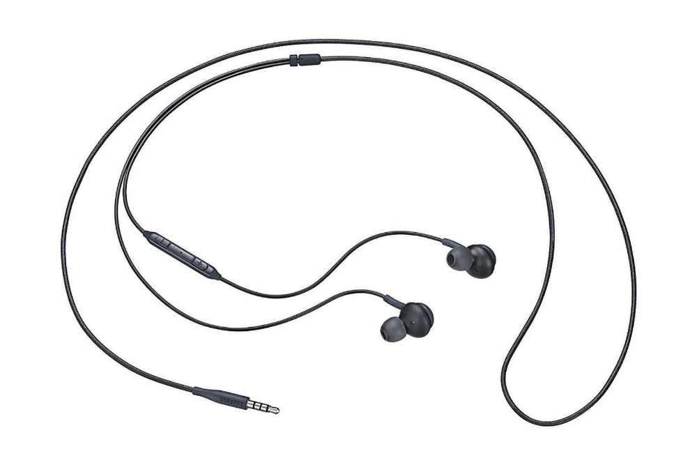 SamsungหูฟังAKG EO-IG955 3.5 มม.พร้อมไมโครโฟนสำหรับSamsung Galaxy S10 S9 S8 S7 s6 S5 S4 Huaweiสมาร์ทโฟน