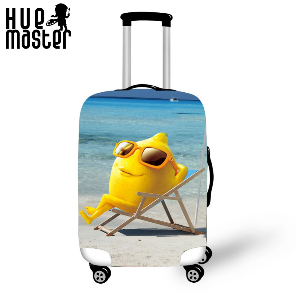 Scratch Proof 18-30 Inch Size Luggage Cover Waterproof Elasticity Baggage Protective Travel Accessories Suitcase Case Cover
