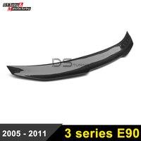 E90 Carbon Fiber PSM Style Rear Spoiler Wing For BMW E90 / E90 M3 Saloon 3 Series Spoiler Lip
