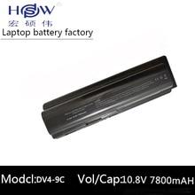 7800MAH Laptop Battery For HP Pavilion DV4 DV5 DV6 DV6T G50 G61 Compaq Presario CQ50 CQ71 CQ70 CQ61 CQ60 CQ45 CQ41 CQ40 12 cells battery for compaq presario cq50 cq71 cq70 cq61 cq60 cq45 cq41 cq40 for hp pavilion dv4 dv5 dv6 dv6t g50 g61