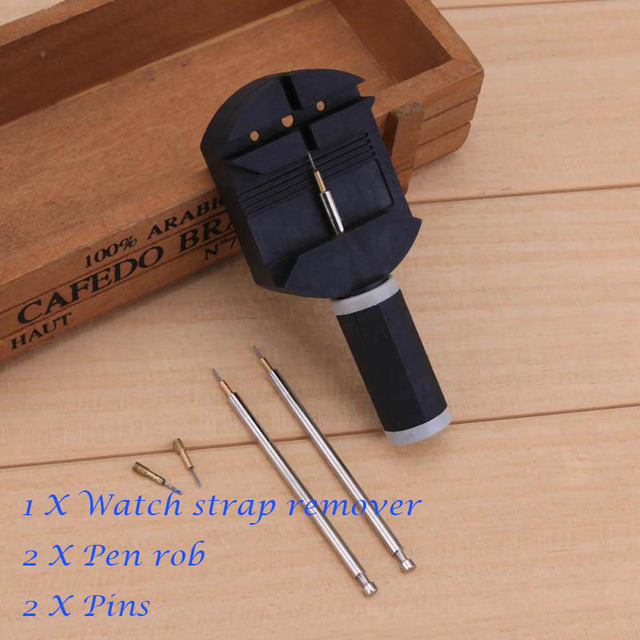 Watch Tools Watch band remover Adjuster Watch Link For Band Watchmaker pins Professional watch repair horloge reparatieset | Repair Tools & Kits