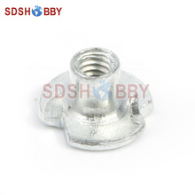 10pcs M2 Blind Nuts Tee Nuts T Nuts for RC Airplane