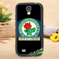 Blackburn Rovers 5 Fashion Phone Cover Case For Samsung Galaxy S3 S4 S5 S6 S7 S6