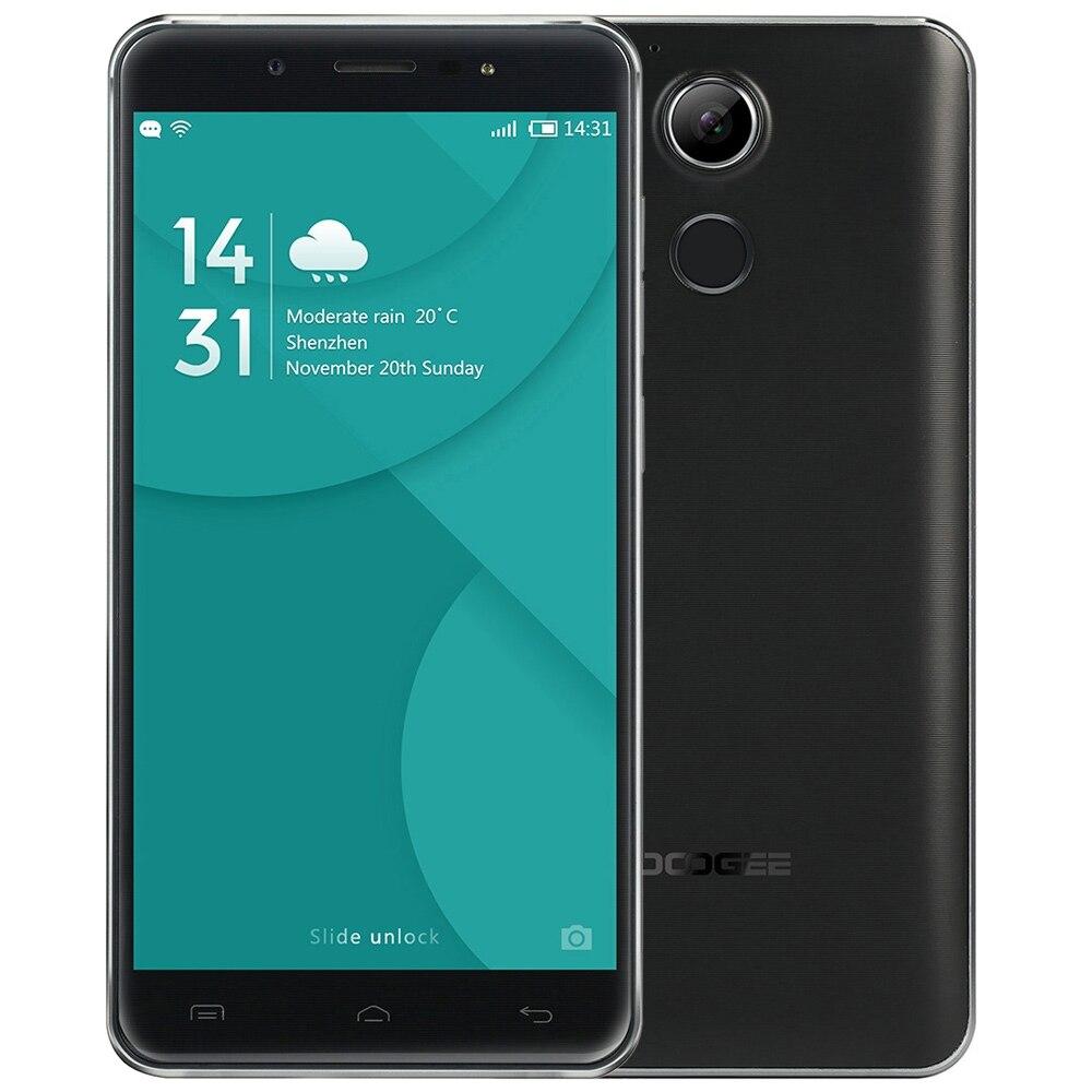 bilder für Doogee f7 5,5 zoll fhd bildschirm 4g smartphone helio x20 2,3 ghz deca core 3 gb + 32 gb 5mp + 13mp fingerprint 3400 mah 1080 p handy