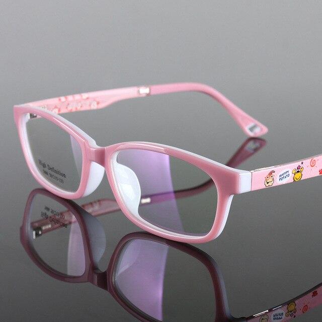 Ребенок очки кадр Мальчиков оправы для очков Дети кадр Мода Очки дети TR 90