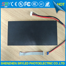 64x32pixels Indoor P5 SMD2121 Full Color 1/16scan Hub75 LED Module 320x160mm