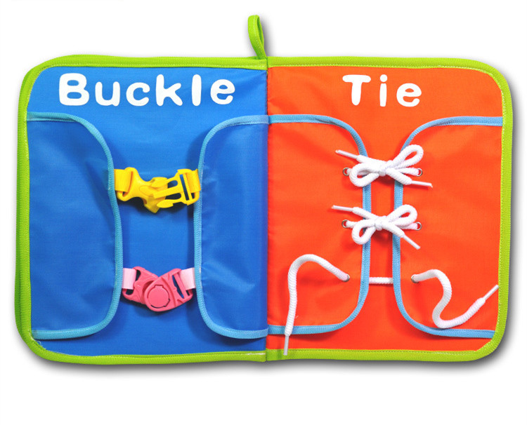 Brinquedos Juguetes Baby Toy Montessori Dress Frames Zip Snap Button Buckle Lace Tie Early Educational Preschool Kid Study Toy baby toy montessori baric weight tablets with box early childhood education preschool training kids brinquedos juguetes