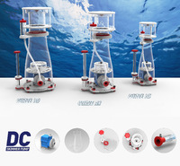 Bubble Magus Protein Skimmer BM CURVE A series new model marine reef coral SPS LPS salty water Aquarium filter