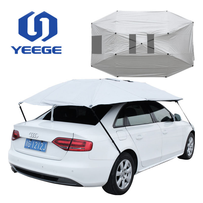 Automobile Awnings Convenient And Easy To Carry Sunscreen