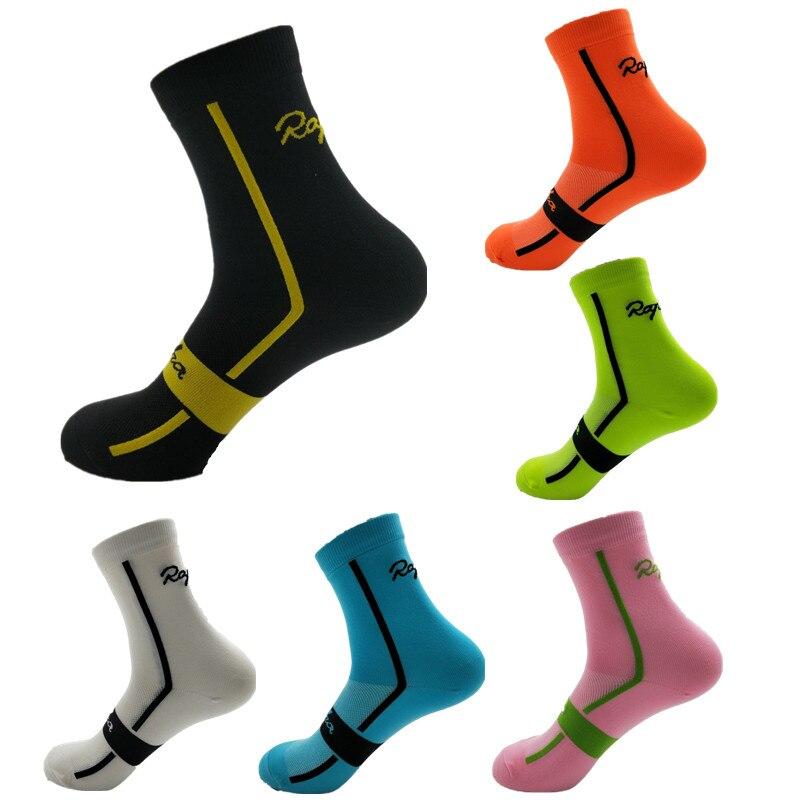 Unisex Men Breathable Sport Outdoor Cycling Socks Women Running Footwear MTB Mountain Bike Socks