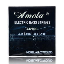 Elixir 14077 cuerdas bass 4 bajo eléctrico cuerdas 045-105 instrumento musical de piezas accesorios de guitarra 1 Unidades