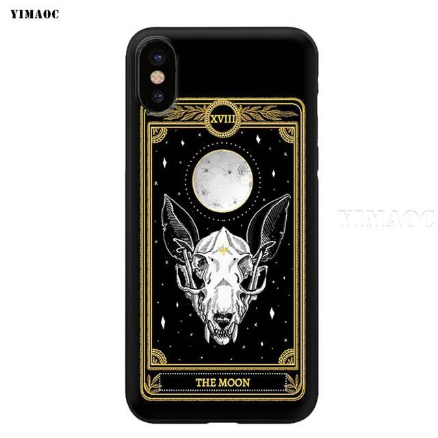Moon / Death iPhone 11 case
