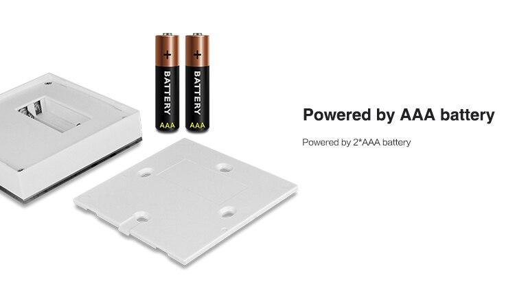 Mi Light B1 4-Zone Brightness Dimmer Smart Touch Panel Remote - Լուսավորության պարագաներ - Լուսանկար 2
