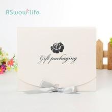 Купить с кэшбэком Stockings, Carton, Silk Scarves, Pajamas, Shirts, Boxes, Underwear, Exquisite Gift Boxes Gift Boxes  Party Favors
