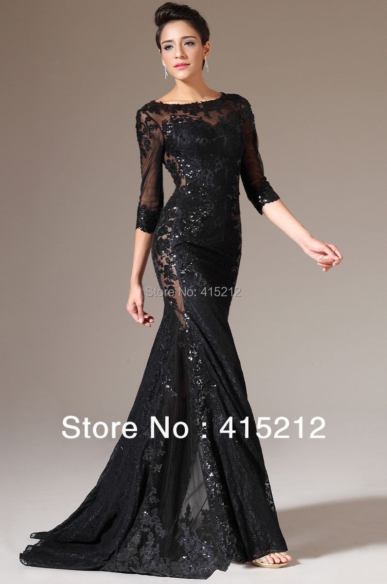 New Designs Formal Dress Party Evening Elegant Gown Beaded ...