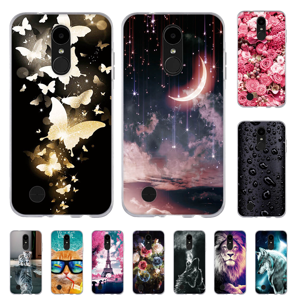 Covers For LG K4 2017 M151 M153 M160 M160E L58VL L57BL 8GB